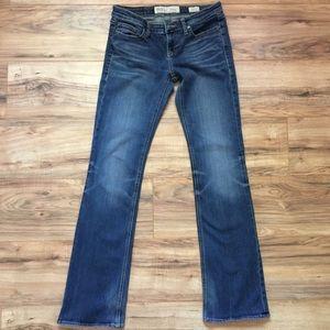 """BKE Stella jeans size 27"""" bootcut"""